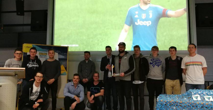 1. RAC eSports Turnier erfolgreich durchgeführt!