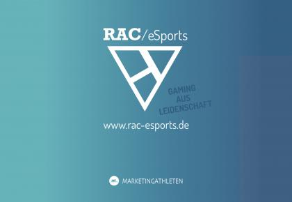 20 Jahre RheinAhrCampus – das RAC eSports Team ist auch dabei!